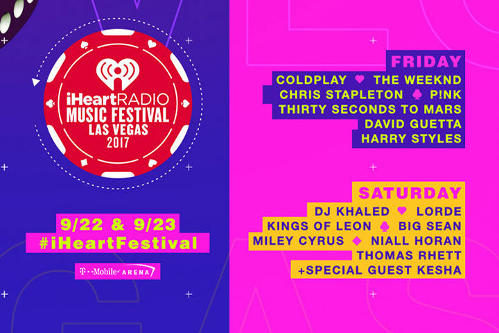 iHeartRadio Festival 2017 DL