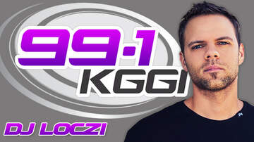 99.1 KGGI Mixers - DJ LOCZI