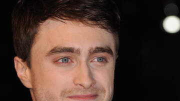 None - Daniel Radcliffe Admits He Turned to Alcohol to Deal With HARRY POTTER Fame