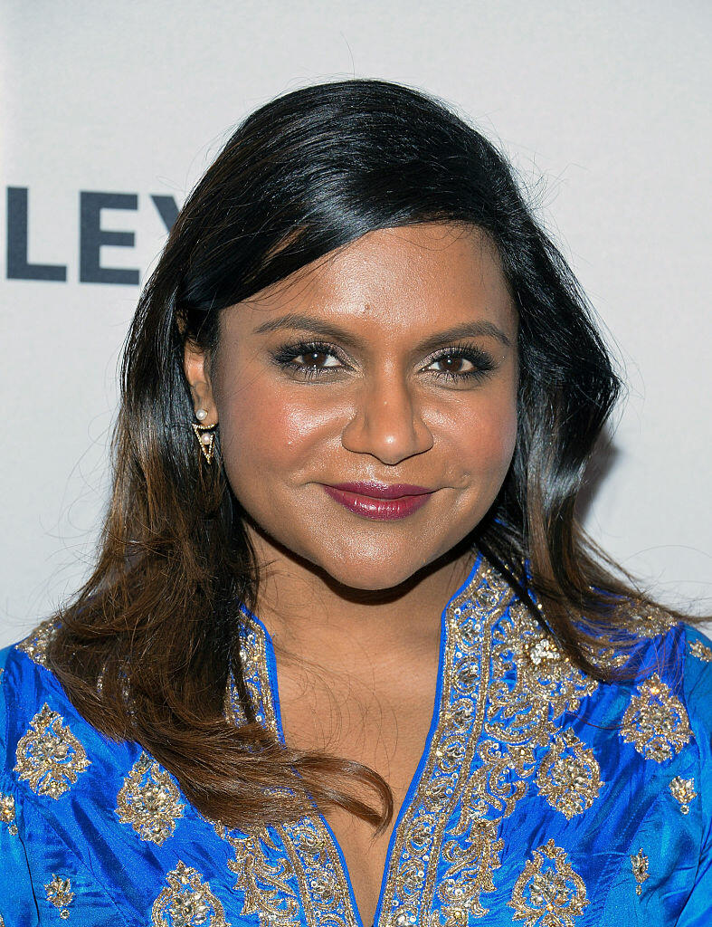 NEW YORK, NY - OCTOBER 17:  Mindy Kaling attends