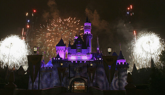 Disneyland 50th Anniversary Celebration