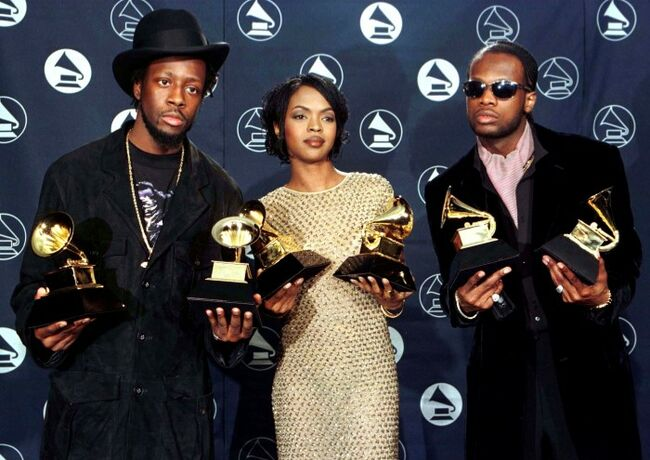 FUGEES AT THE GRAMMYS