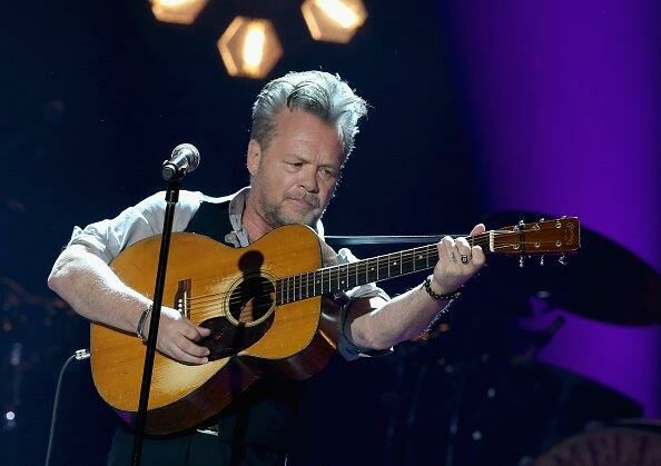 Mellencamp laying it down.