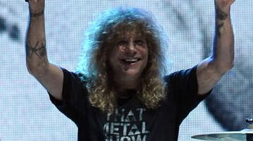Josh Reno - Guns N' Roses Drummer Steven Adler Hospitalized After Stabbing Himself