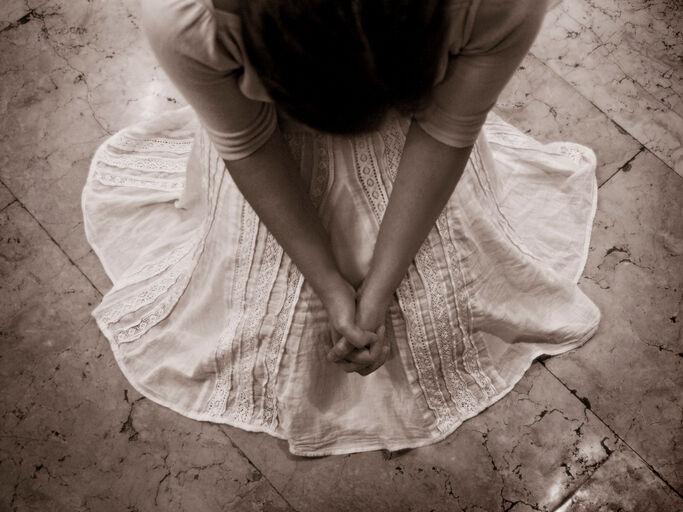 Prayer: bird's eye view