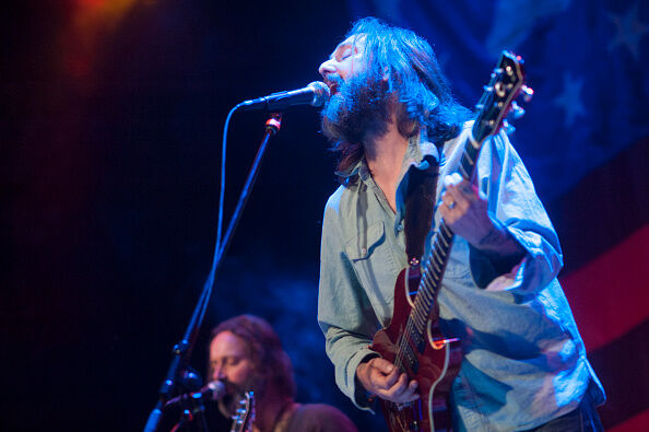 Chris Robinson Brotherhood At Thalia Hall