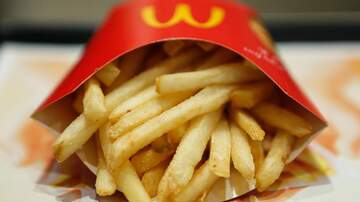 Shawn Patrick - Could McDonald's Fries Be the Cure for Baldness?