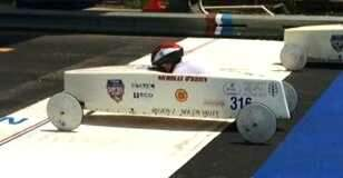 WMAN - Local News - Shelby 12 yr old,  Ontario 9 yr old - Winners in 44th Soap Box Derby