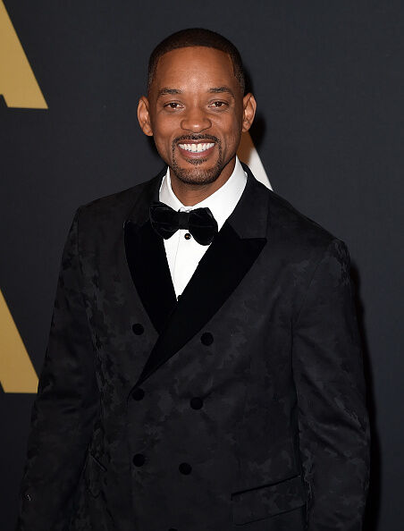 Will Smith - Getty Images