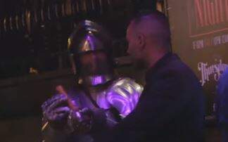 Alex - Go Tries to go to Night Clubs Dressed as a Knight