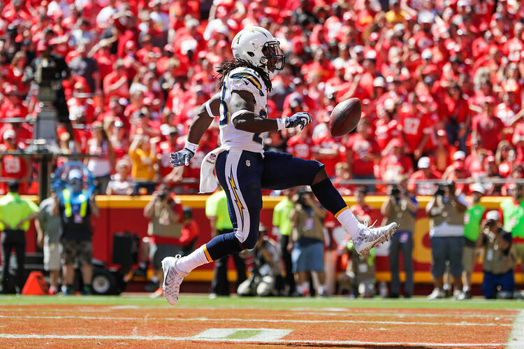 Melvin Gordon To Ladanian Tomlinson I M Coming For Your
