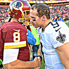 """From a skillset standpoint, Brees and Cousins aren't that different"""