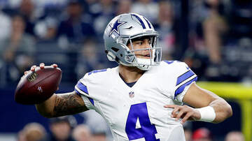 The Sports Buffet - Dallas Cowboys Dak Prescott on the first day of training camp