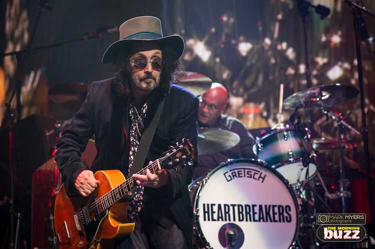 Tom Petty & The Heartbreakers at the TD Garden