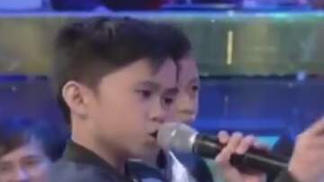 Large - Video: 3 Young Boys Singing Battle - Beyonce???
