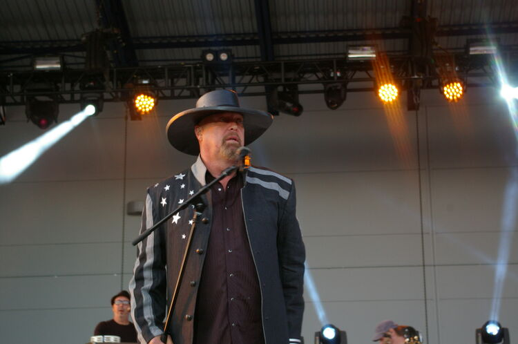 Montgomery Gentry at the Washington County Fair!