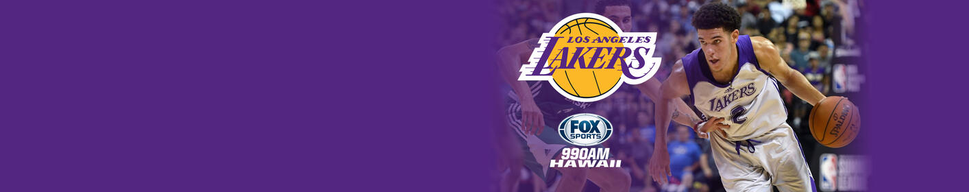 Los Angeles Lakers Basketball! Listen Live All Season!