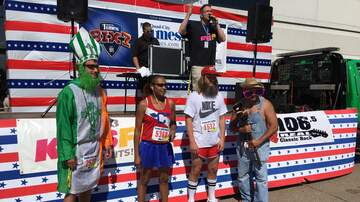 What's New At 101-3 KISS-FM - PHOTOS: Bix 7 Costume Contest 2017