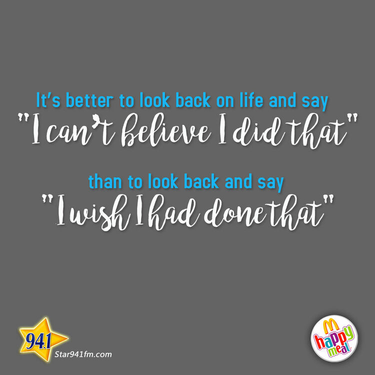 Feel Good Quote of the Day - August 3