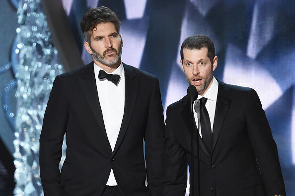 Game of Thrones Creators David Benioff and D.B. Weiss - Getty Images