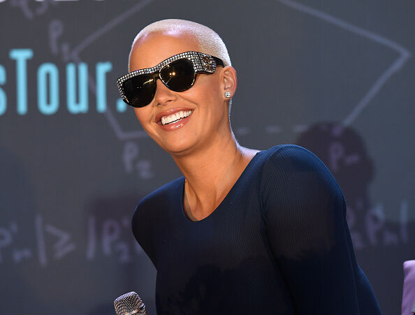 Amber Rose - Getty Images