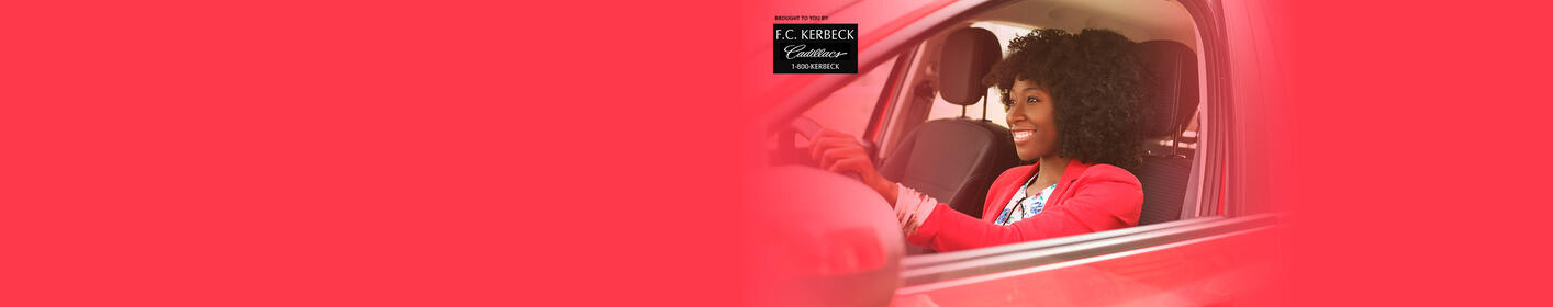 The F.C. Kerbeck Cadillac Commercial Free Commute with Frankie! Listen Weekdays 4:20-5:50pm