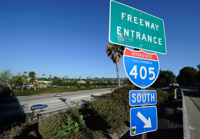 405 Freeway Near LAX Will Have Closures Over Next Three