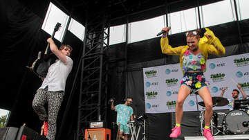 Summer Block Parties - Misterwives Closes Down Festival Pier at the July Block Party