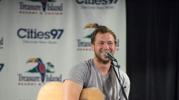 Cities 97.1 Studio C - Phillip Phillips in Studio C (PHOTOS)