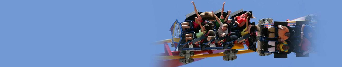 Win Six Flags Discovery Kingdom tickets at 8:20a, 10:20a, 3:20p & 5:20p!