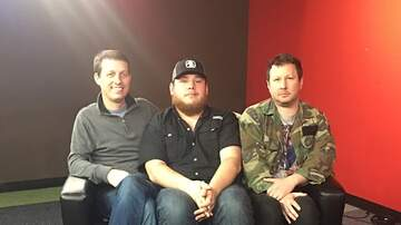Tige and Daniel Tiny Couch - Tiny Couch Interview with Luke Combs