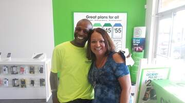 image for Maria at Cricket Wireless Tuesday August 1st