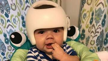 Tell Me Something Good - Texas Family Wears A Helmet With Son