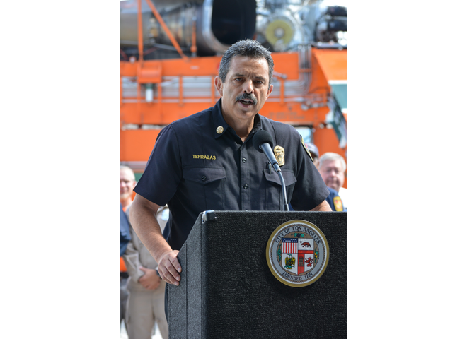 LAFD Adds Firefighting Helicopter | KFI AM 640
