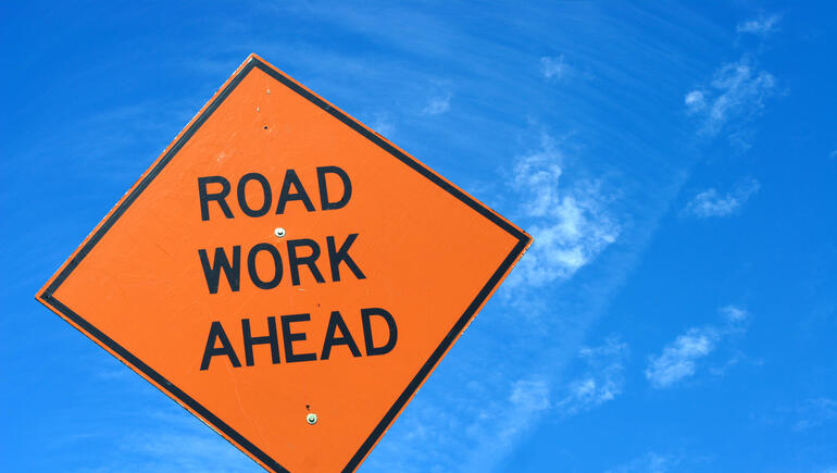 Crews To Perform Pavement Work On S.R. 247 in Adams County