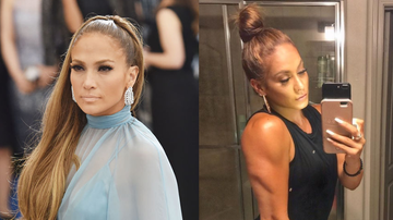 Weird News - This Bodybuilder Looks Exactly Like Jennifer Lopez