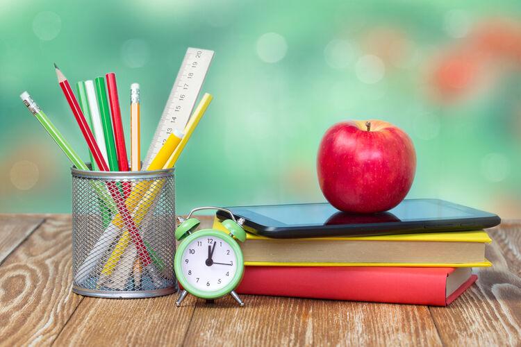 School Supplies Getty RF