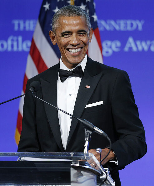 Barack Obama - Getty Images