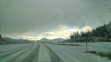 Scott Arbough - It's August In Colorado: Snow On Monarch Pass