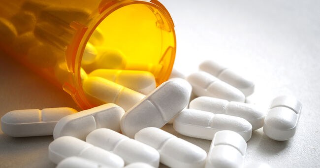 Opioid crisis generic getty