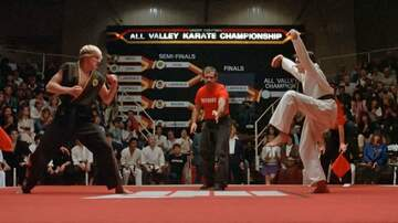 Steven Lewis - AND NOW AN ESPN 30 FOR 30 ON THE KARATE KID