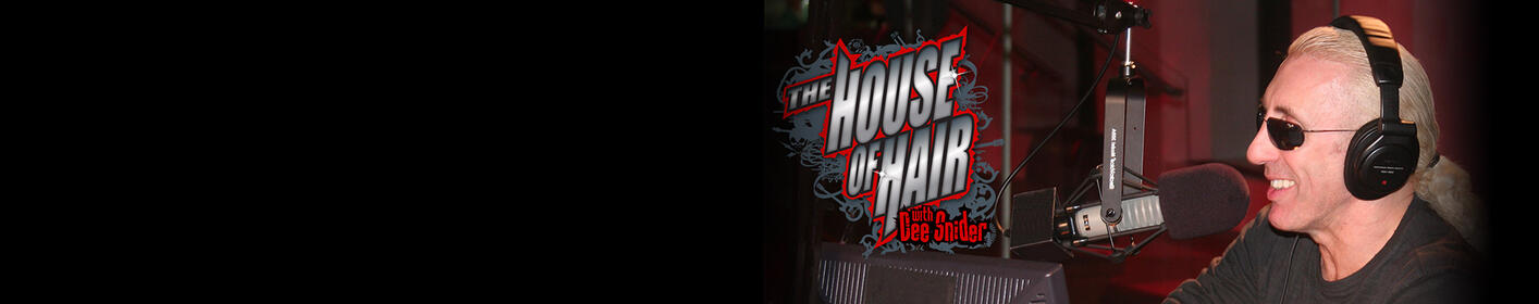 The House of Hair:  Saturday 9p-mid / Sunday 9a-noon