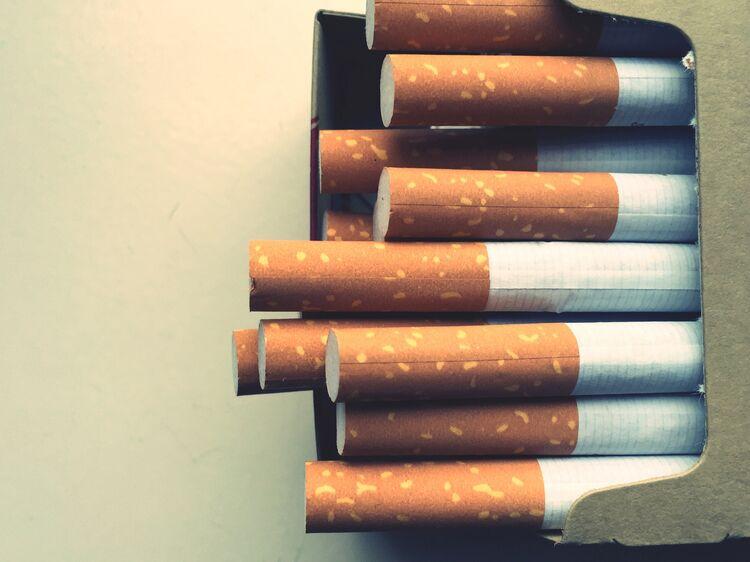 Cigarettes Smoking Getty