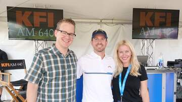 Gary and Shannon - Check out Gary and Shannon's interviews from Chargers training camp!