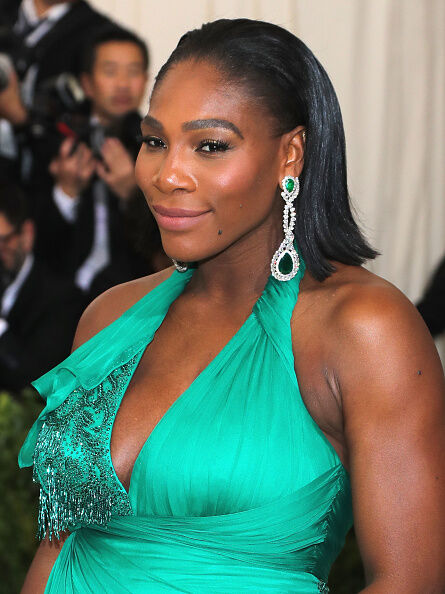 Serena Williams - Getty Images