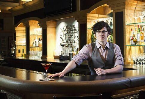 Bartender - Getty Images