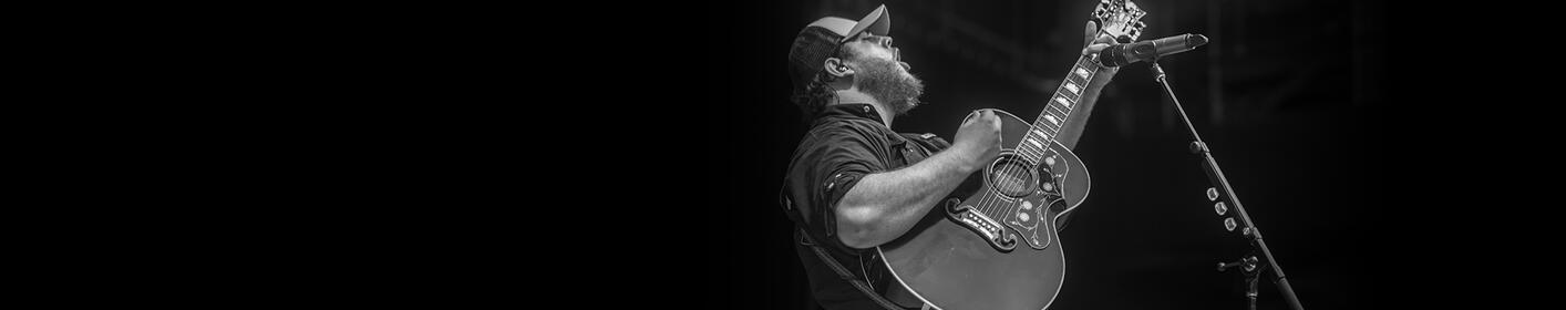 Win tickets to see Luke Combs in Asheville!