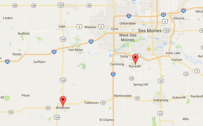 Iowa High Speed Chase Suspect Caught After Running Out Of Gas 1040 Who