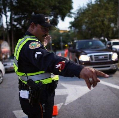 DUI checkpoint-Getty Images