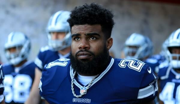 Ezekiel Elliot Getty
